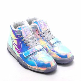NIKE - atmos exclusive(アトモス エクスクルーシブ)のNIKE AIR TRAINER 1 MID NYC QS(スニーカー)|その他