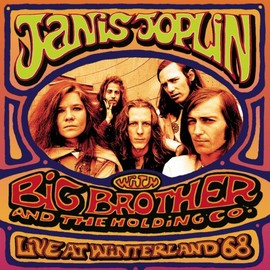 Janis Joplin with Big Brother and The Holding Company - Live at Winterland 68