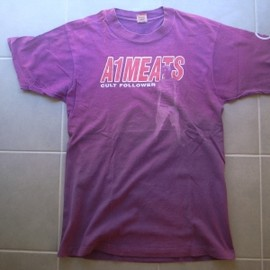 "A-1 MEATS - A-1 MEATS  ""MATT HENSLEY"" T-shirts"