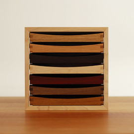 広松木工 - SONO Chest Tray 28