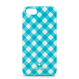 kate spade NEW YORK - RESIN IPHONE CASES GINGHAM 5
