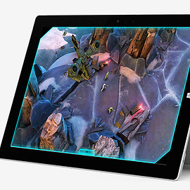 Microsoft - Surface 3 (4G LTE) - 128GB