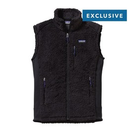パタゴニア - Patagonia Men\'s Los Gatos Vest - Black BLK