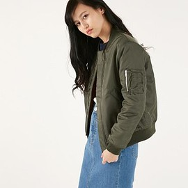moussy - MOUSSYAUTHENTIC MA-1/F