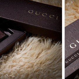 GUCCI - chocolate