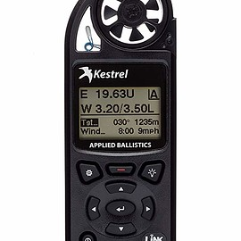 Kestrel - Elite Weather Meter with Applied Ballistics