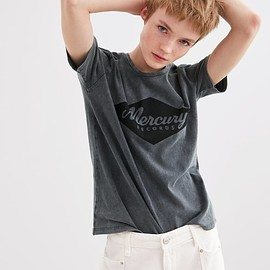ZARA - MERCURY RECORDS Tシャツ