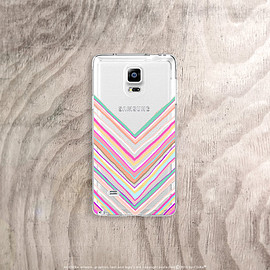 bycsera - Samsung Galaxy Note 5 Case Clear Floral Samsung Galaxy Note 5 Transparent Samsung Galaxy