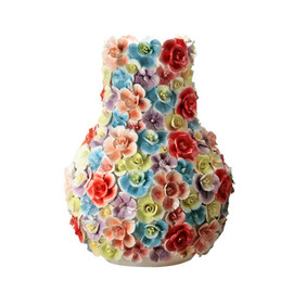 THE CONRAN SHOP - FLORAL VASE LARGE 49 CM