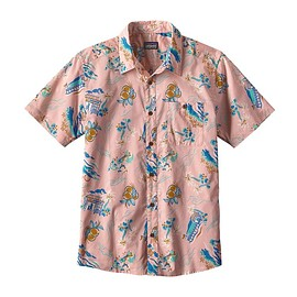 Patagonia - M's Go To Shirt, C Street: Feather Pink (CSFP)