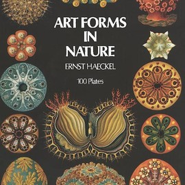 Ernst Haeckel - Art Forms in Nature (Dover Pictorial Archive) [Paperback]