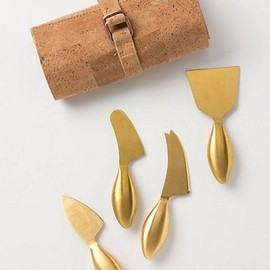 anthropologie - Imperial Cheese Knives