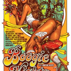 Rockin'Jelly Bean, Movie Art Boutique 'Mondo' - BOOGIE NIGHTS (Japanese Edition)