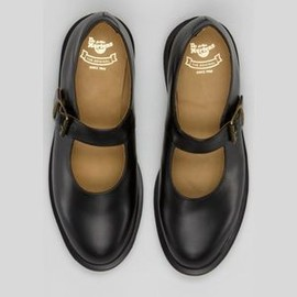 Dr.Martens - CORIN MARY JANE BLACK PACKERD
