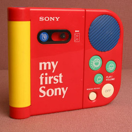 sony / my first sony - カセットプレーヤー