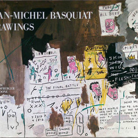 Jean-Michel Basquiat - Drawings