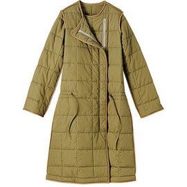 CELINE - Cotton Quilted Coat