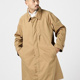 Engineered Garments - ENGINEERED GARMENTS × BEAMS PLUS / 別注 BALMIZON COAT 2