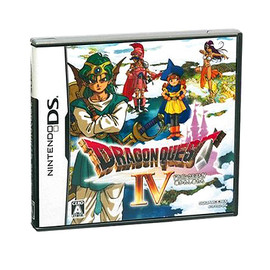 Square Enix - Dragon Quest IV Nintendo DS