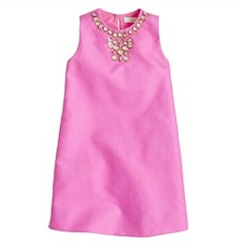J.CREW - Girls' cotton cady Gracen dress