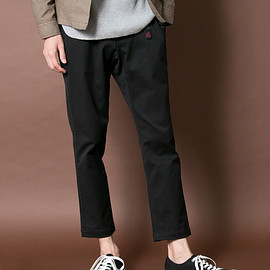 Gramicci, URBAN RESEARCH - TWILL STRETCH PANTS