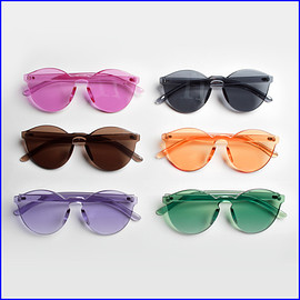 MaryJanenite - COLORFUL SUNGLASSES