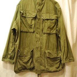 1950s~1960s french militaly Parachute jacket