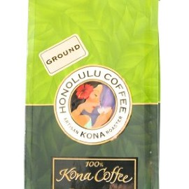 HONOLULU COFFEE COMPANY - 100% KONA COFFEE