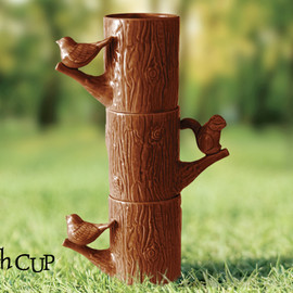 Cement Produce Design - Perch Cup