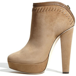 JIMMY CHOO - 'Evans' Whipstitch Ankle Boot