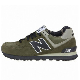 New balance - New balance ML574 XGR Military Green Camo