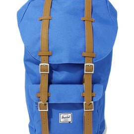 other chapter select - other chapter select(アザーチャプターセレクト)のHERSCHEL Little America(バックパック/リュック) ブルー系その他