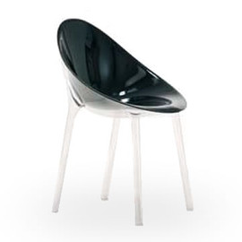 Kartell - Mr. Impossible Chair2008 by Philippe Starck
