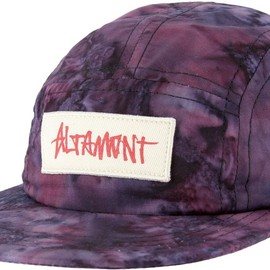 ALTAMONT - The Merlot Camp Hat in Purple