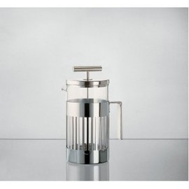 ALESSI - press filter coffee maker