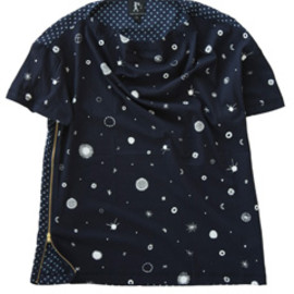 karen walker - Space Cadet Tee (navy)