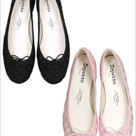 Repetto - Flat Ballet  Shoes limited edition