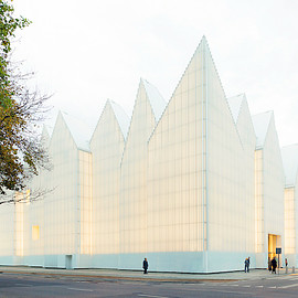 poland - Philharmonic Hall by Barozzi Veiga