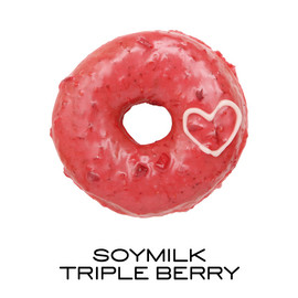 DOUGHNUT PLANT - SOYMILK TRIPLE BERRY