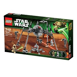 LEGO - 75016 Homing Spider Droid