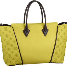 Louis Vuitton - Monogram Tote W PM - Pistache