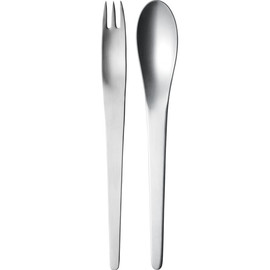 Arne Jacobsen - Flatware for the Royal Copenhagen Hotel SAS
