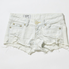 SLY - Bleach Denim Shorts