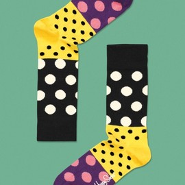 Happy Socks - Dots Split 01