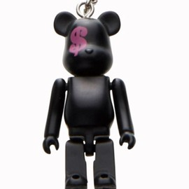 MEDICOM TOY - ANDY WARHOL BY HYSTERIC GLAMOUR ベアブリックチャーム