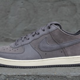 Nike - Wmns Air Force 1 Low Light Deconstruct - Grey/White