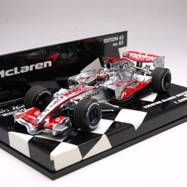 MINICHAMPS - VODAFONE MCLAREN MERCEDES MP4-22 F.ALONSO 2007 1/43