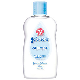 Johnson and Johnson - ベビーオイル