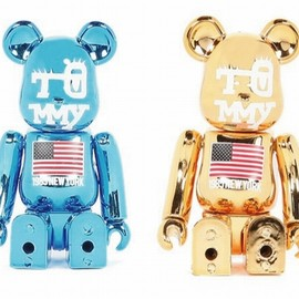 TOMMY - TOMMY 100% BE@RBRICK