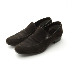 TOM FORD - Suede Slipon